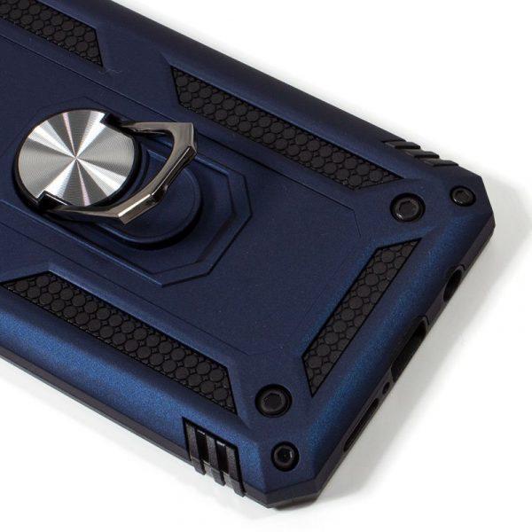 carcasa iphone 11 pro hard anilla azul2