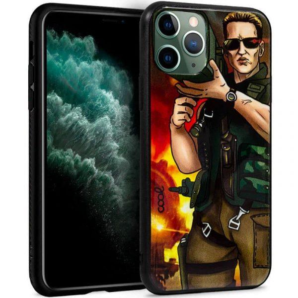 carcasa iphone 11 pro max dibujos bazoka1