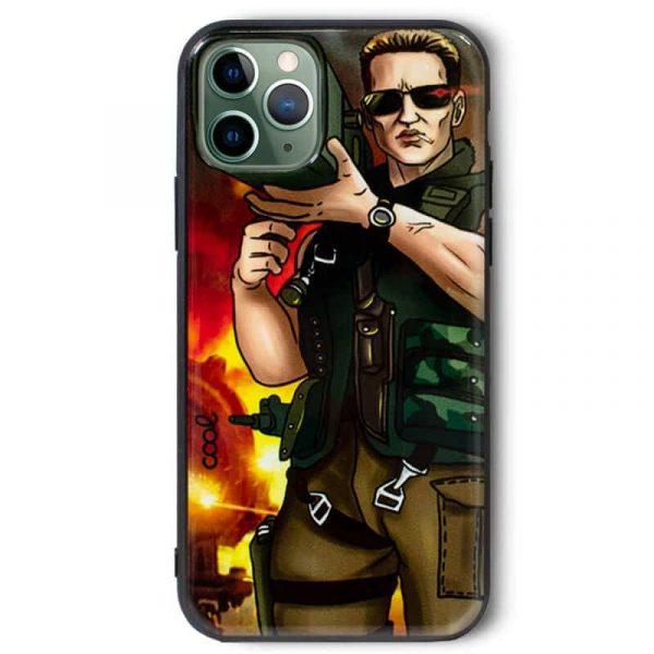 carcasa iphone 11 pro max dibujos bazoka2
