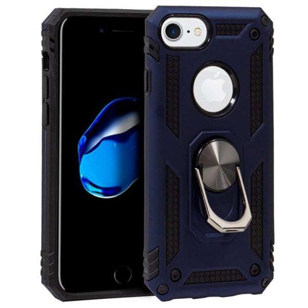 Carcasa iPhone 6 / 6s Hard Anilla Azul 1