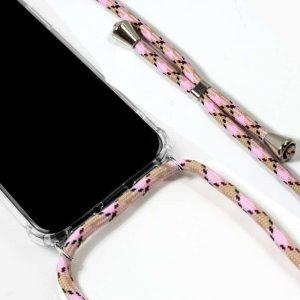 Carcasa iPhone 7 Plus / iPhone 8 Plus Cordón Rosa 4