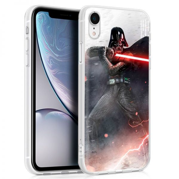 carcasa iphone xr licencia star wars darth vader1