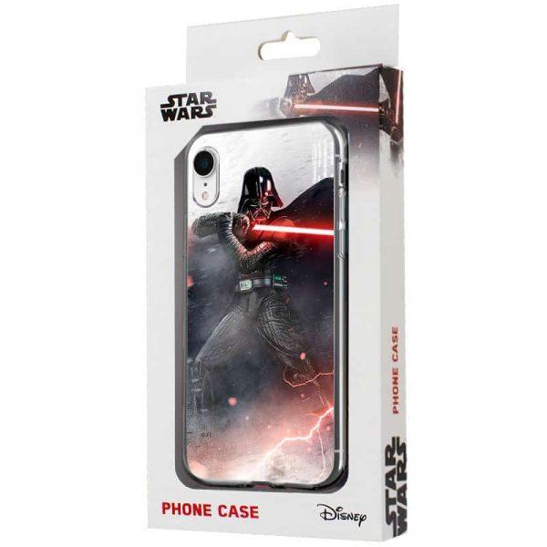 carcasa iphone xr licencia star wars darth vader2