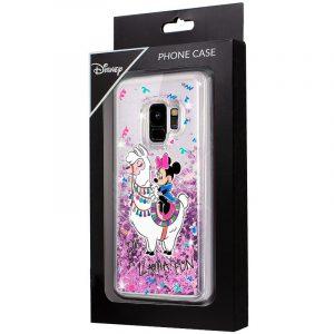 Carcasa Samsung Galaxy S9 Licencia Disney Minnie Liquid 3