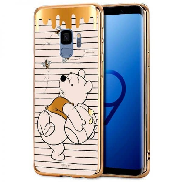 Carcasa Samsung Galaxy S9 Licencia Disney Winnie The Pooh 1