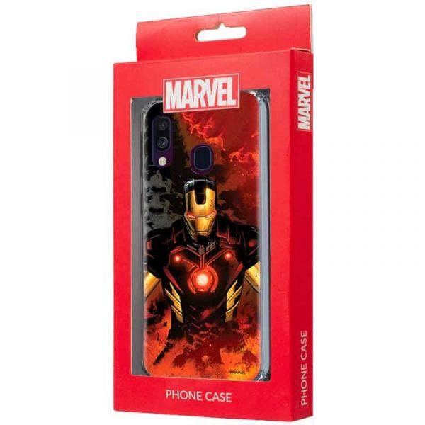 Carcasa Samsung Galaxy A40 Marvel Iron Man 2