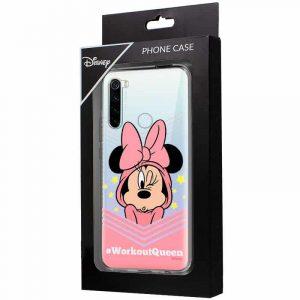 Carcasa Xiaomi Redmi Note 8T Licencia Disney Minnie 3