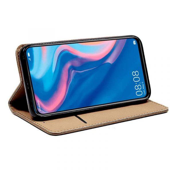 Funda Con Tapa Huawei P Smart Z / Honor 9X Beige 3
