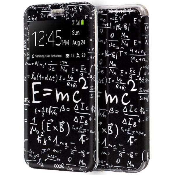 Funda Con Tapa Samsung Galaxy A50 / A30s Dibujos Mates 1