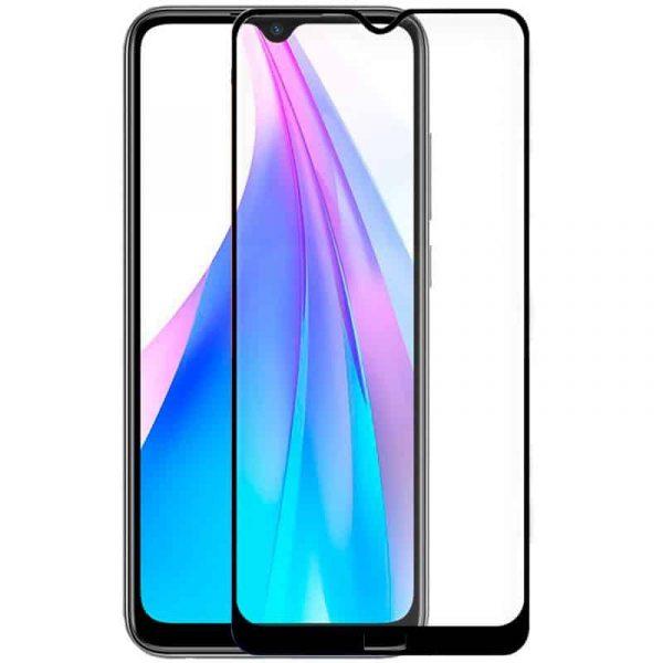 protector pantalla cristal templado xiaomi redmi note 8t full 3d negro1