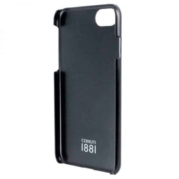 carcasa iphone 6 6s licencia cerruti piel negro3