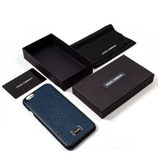 carcasa iphone 6 6s licencia dolce and gabbana azul 2