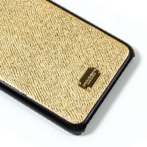 carcasa iphone 6 plus 6s plus licencia dolce and gabbana dorado 3