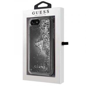 Carcasa iPhone 7 / iPhone 8 / SE 2020 Guess Liquid Plata 4