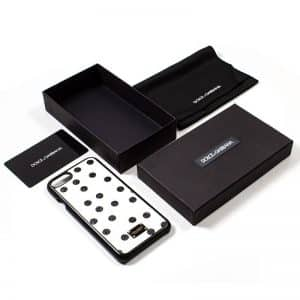 Carcasa iPhone 7 / iPhone 8 / SE 2020 Dolce Gabbana Lunares 6