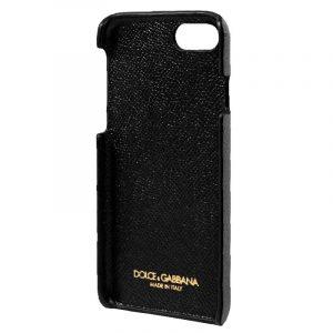 Carcasa iPhone 7 / iPhone 8 / SE 2020 Dolce Gabbana Perlas Flores 7