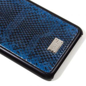 Carcasa iPhone 7 Plus / iPhone 8 Plus Dolce Gabbana Azul 5