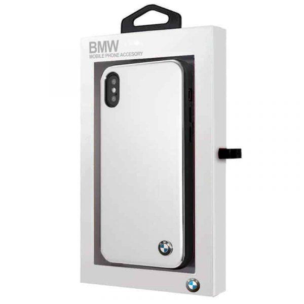 Carcasa iPhone X / iPhone XS Licencia BMW Hard Metal 2