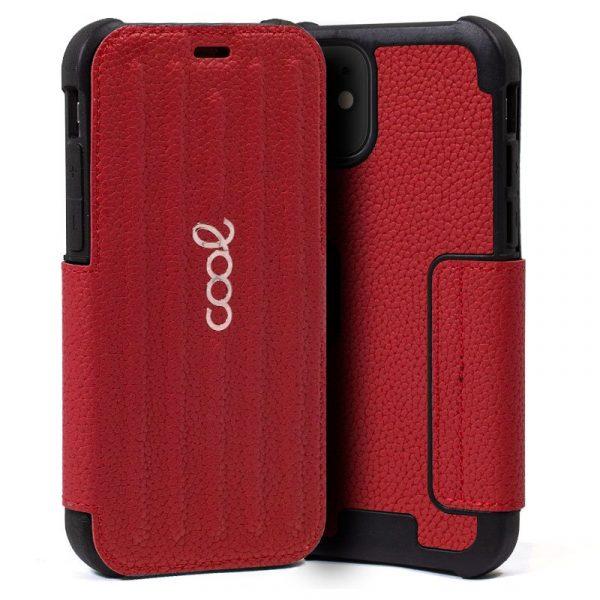 funda flip cover iphone 11 pro max texas rojo1