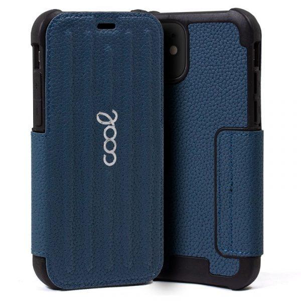 funda flip cover iphone 11 texas azul1