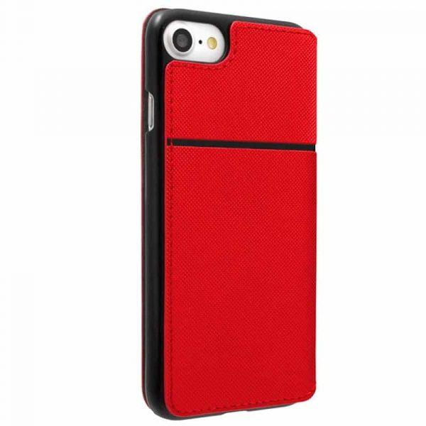 funda flip cover iphone 6 6s licencia ferrari rojo3