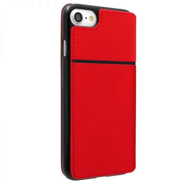 Funda Con Tapa iPhone 7 / iPhone 8 / SE 2020 Ferrari Rojo 3