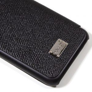 Funda Con Tapa iPhone 7 / iPhone 8 / SE 2020 Dolce Gabbana Negro 4