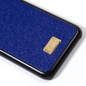 carcasa iphone 7 iphone 8 licencia dolce and gabbana liso azul 3