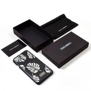 Carcasa iPhone 7 / iPhone 8 / SE 2020 Dolce Gabbana Hojas 5