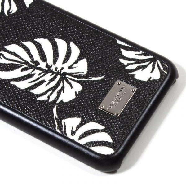Carcasa iPhone 7 / iPhone 8 / SE 2020 Dolce Gabbana Hojas 3