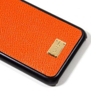 Carcasa iPhone 7 / iPhone 8 / SE 2020 Dolce Gabbana Liso Naranja 6