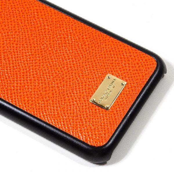 Carcasa iPhone 7 / iPhone 8 / SE 2020 Dolce Gabbana Liso Naranja 3