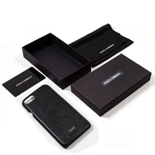 carcasa iphone 7 iphone 8 licencia dolce gabbana rugoso 2