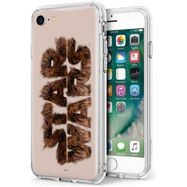Carcasa iPhone 7 / iPhone 8 / SE 2020 Star Wars Letras 1