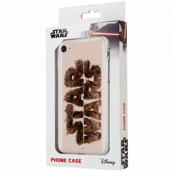 Carcasa iPhone 7 / iPhone 8 / SE 2020 Star Wars Letras 2