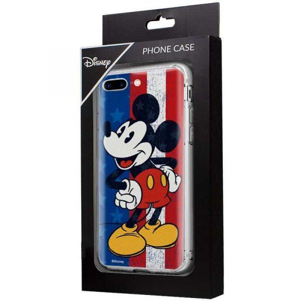 Carcasa iPhone 7 Plus / iPhone 8 Plus Disney Mickey 2