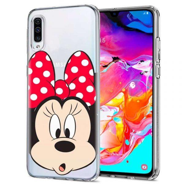 Carcasa Samsung Galaxy A50 / A30s Disney Minnie 1