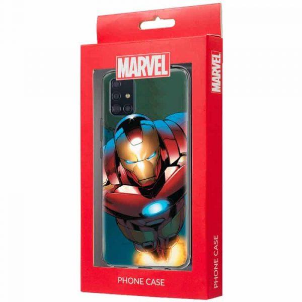 Carcasa Samsung Galaxy A51 Marvel Iron Man 2