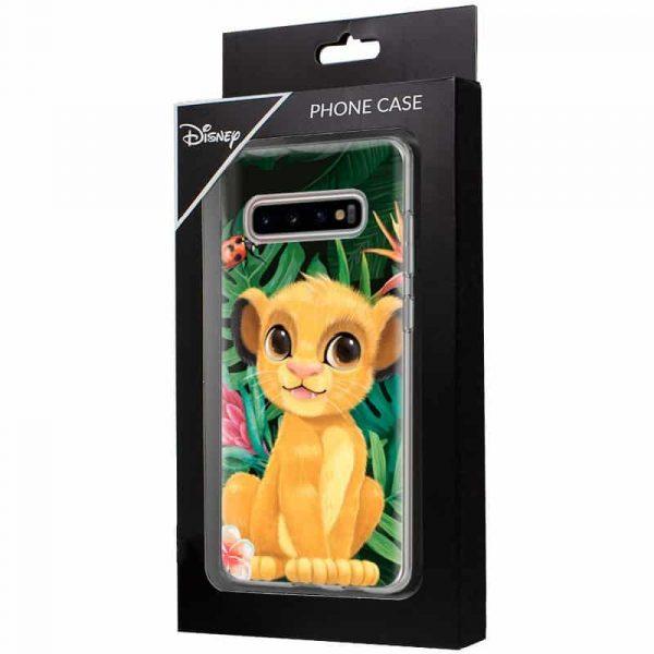 Carcasa Samsung Galaxy S10 Plus Disney Simba 2