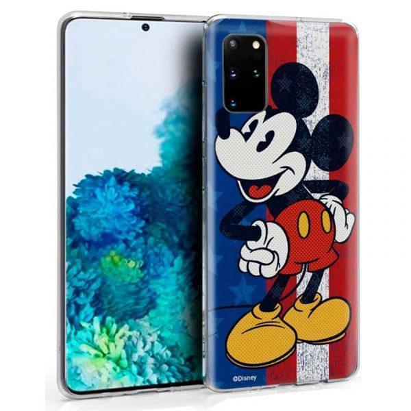 Carcasa Samsung Galaxy S20 Plus Disney Mickey 1