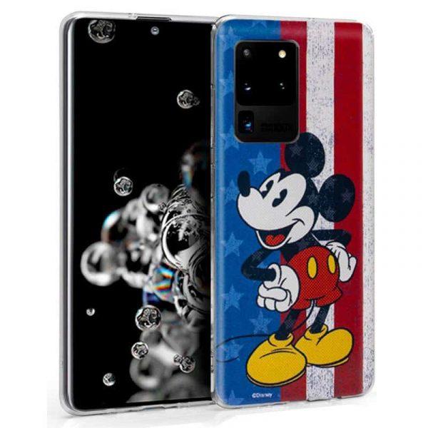 Carcasa Samsung Galaxy S20 Ultra 5G Disney Mickey 1