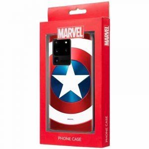 Carcasa Samsung Galaxy S20 Ultra 5G Marvel Capitán América 3