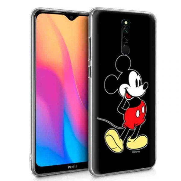 Carcasa Xiaomi Redmi 8 / 8A Disney Mickey 1