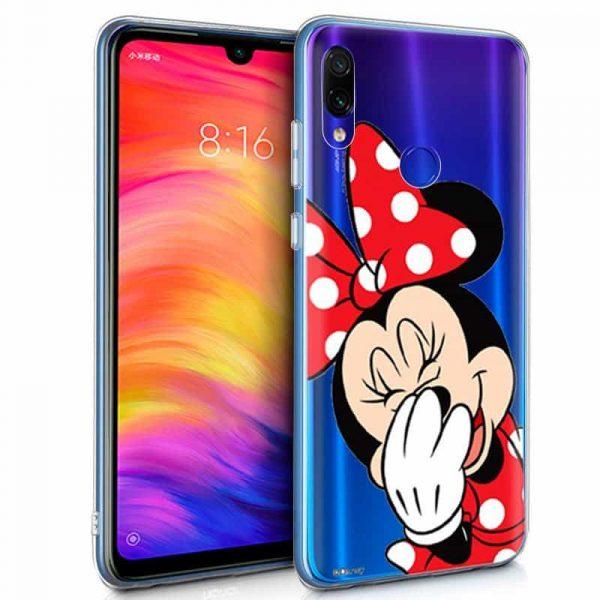 Carcasa Xiaomi Redmi Note 7 Disney Minnie 1