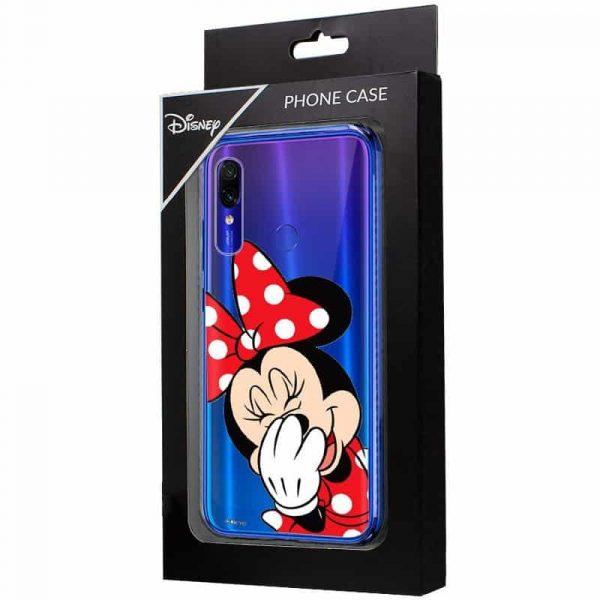 Carcasa Xiaomi Redmi Note 7 Disney Minnie 2