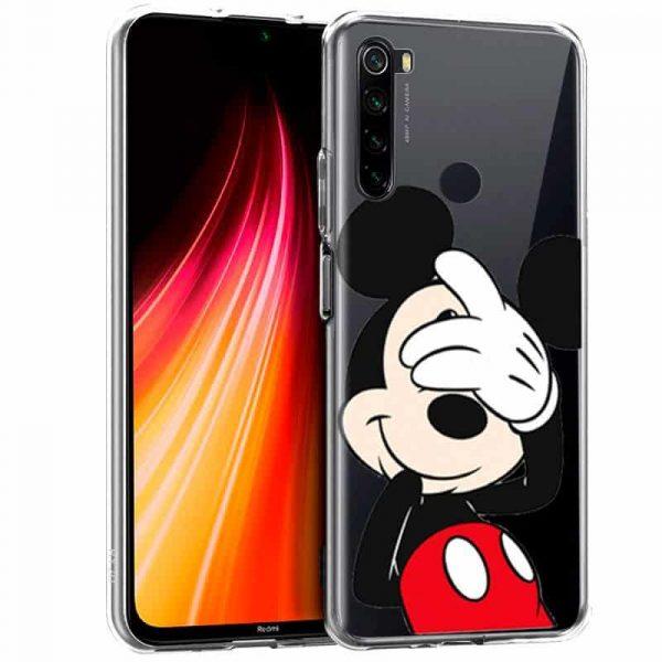 Carcasa Xiaomi Redmi Note 8 Disney Mickey 1