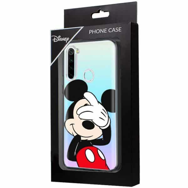 Carcasa Xiaomi Redmi Note 8 Disney Mickey 2