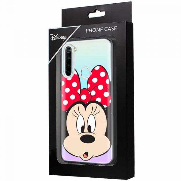 Carcasa Xiaomi Redmi Note 8 Disney Minnie 2