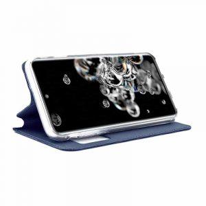 funda flip cover samsung galaxy s20 ultra 5g liso azul 2