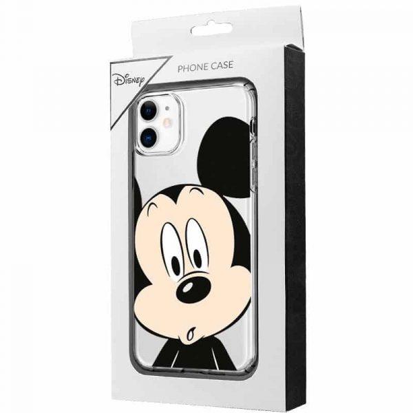Carcasa iPhone 11 Disney Mickey Transparente 2